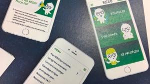 Prévenir le suicide en Abitibi-Témiscamingue grâce à une application mobile